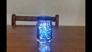 How to Paint a Glass Jar | DIY Decorative Art Lesson