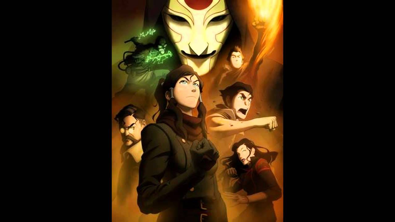 The Legend Of Korra Main Theme Eo Progressive House Remix Youtube
