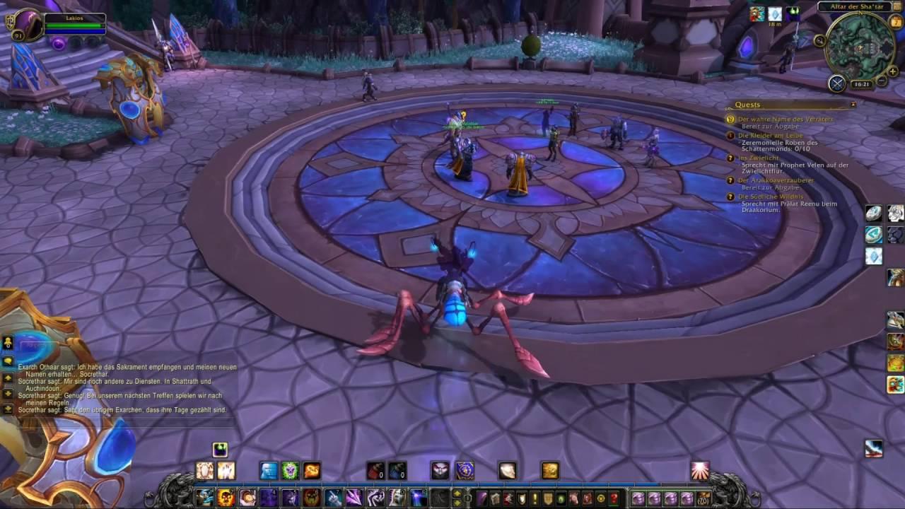 Warcraft Deutsch