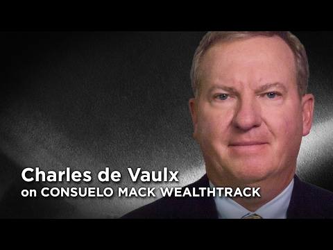 HIGH RISK MARKET: CHARLES DE VAULX SAYS THE MARKETS ARE EXPE