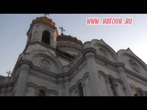 Russia #1. Moscow City tour and Video guide.