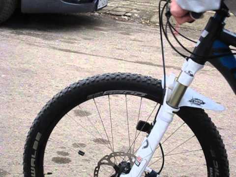 Gabeln Radsport Rock Shox Dual Air MTB Gabel