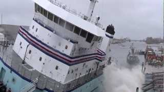 Next Generation Arctic Research Vessel On-track for Voyage of Discovery - Science Nation
