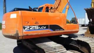2006 DOOSAN DAEWOO SOLAR 225 LC V For Sale