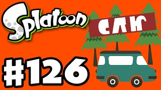 Splatoon - Gameplay Walkthrough Part 126 - Splatfest: Team Cars! (Nintendo Wii U)