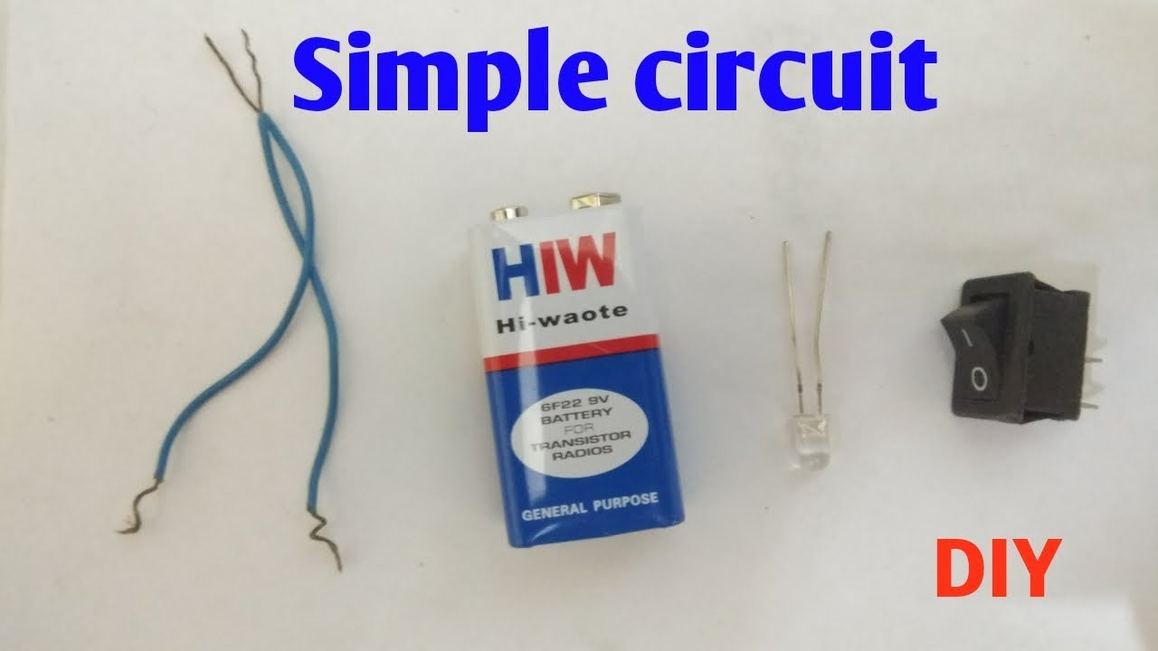 How To Do Electrical Circuit Experiments Science Experiments