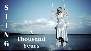 Скачать A Thousand Years Sting TRADUÇÃO HD Lyrics Video
