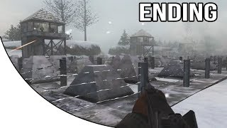 Call of Duty 2 Big Red One - Gameplay Walkthrough ENDING - The Dragon's Teeth