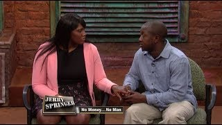 """It Was Just An Experiment, I'm Straight!"" (The Jerry Springer Show)"