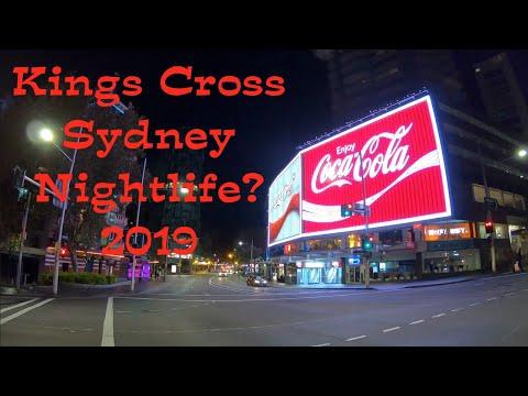 Kings Cross Sydney Nightlife? 2019 - Nothing To See Here! (HD)