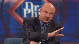 Dr. Phil To Guest: 'You Don't Just Get Some Popcorn And Sit There'