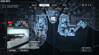 Battlefield 4 Alienware M17xR4 PC Gameplay MAX SETTINGS 1080P