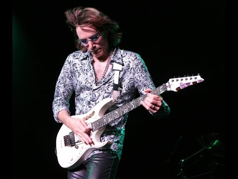 Steve Vai - The Audience is Listening (Including virtual solo duel with John Petrucci)