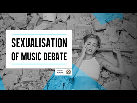 THBT Sexualisation of the Music Industry is Bad for Society | Cambridge Union