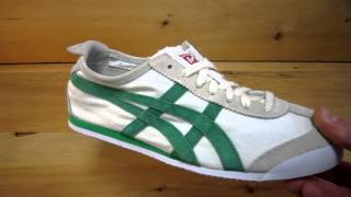 Onitsuka Tiger Mexico 66 CV Vintage Shoes Off-White