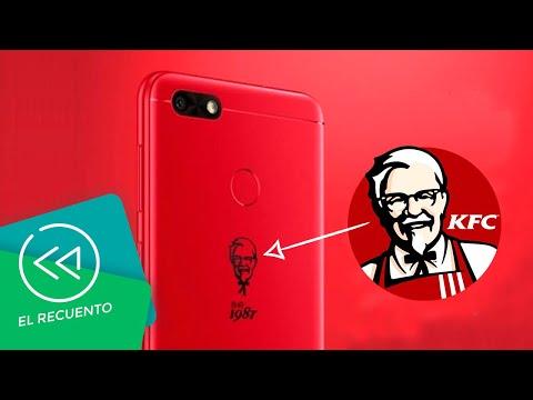 KFC y Huawei lanzan un smartphone | El recuento