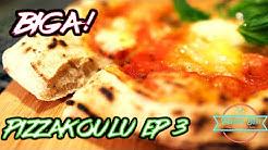 Kuinka Valmistetaan Pizzapohja BIGA:n avulla?! |  PIZZAKOULU Ep. 3