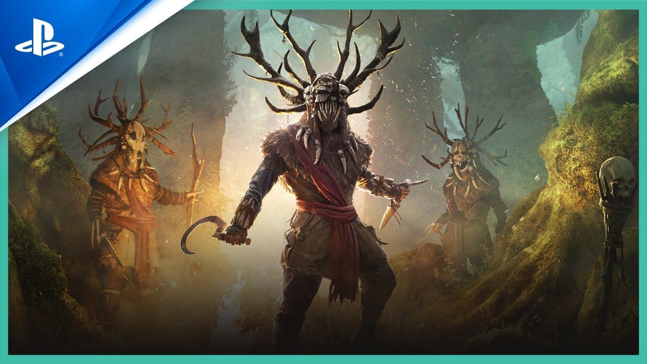 Assassin's Creed Valhalla | Post Launch & Season Pass Trailer | PS4