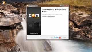 Gom Player - Player de Video Gratuito - Mp4, Avi, Mkv