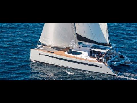 Seawind 1600 catamaran 2019 - This Is What A REAL Bluewater Catamaran Looks  Like!