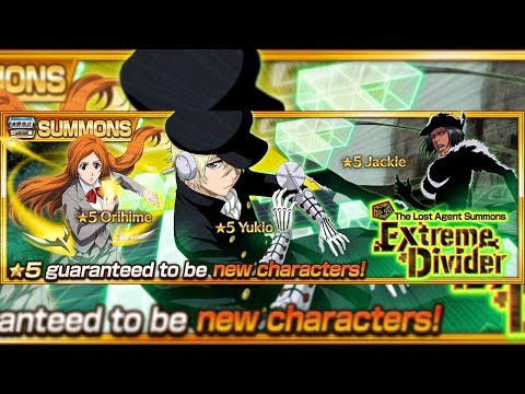 Bleach Brave Souls: Novos Fullbringuers Parte 2!!! Yukio, Orihime e Jackie - Omega Play