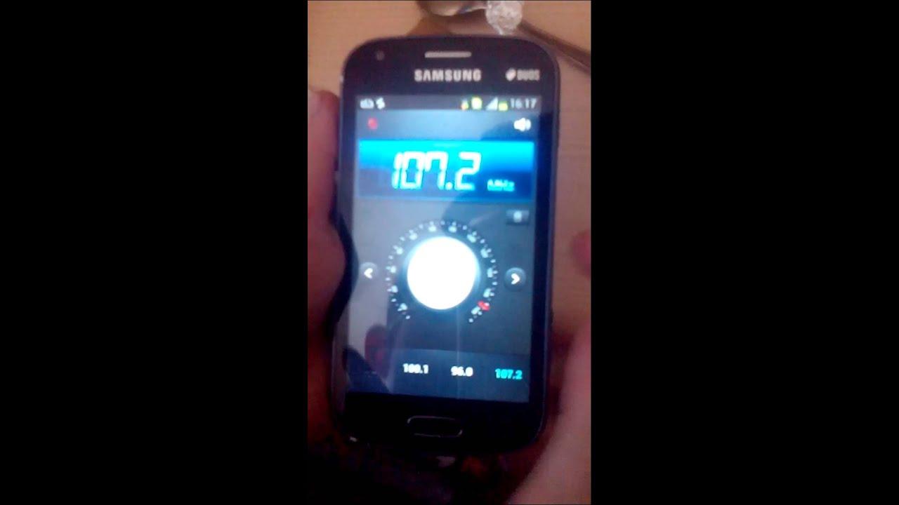 Fm радио как сделать 673