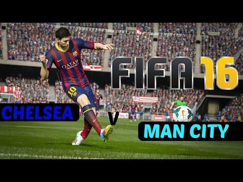FIFA 16 | CHELSEA V CITY!