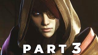 DESTINY 2 FORSAKEN Walkthrough Gameplay Part 3 - BARONS (DLC)