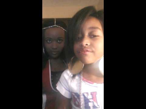 Mirror on the wall Lil wayne cover, 8 yr old sings