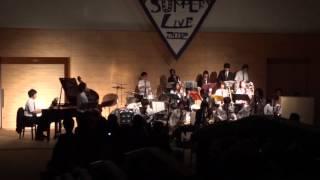 Sixteen Men Swinging / Newport Swing Orchestra 2012