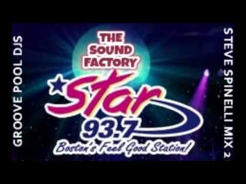 93.7 WQSX (Star 93.7 Lawrence/Boston) The Star Sound Factory (Mix 2) (June 2000) SEE LINK BELOW