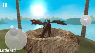 What is this game??? Flying Dragon Simulator 2016