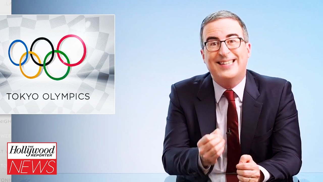 John Oliver Questions Decision to Proceed With Tokyo Summer Olympics I THR News