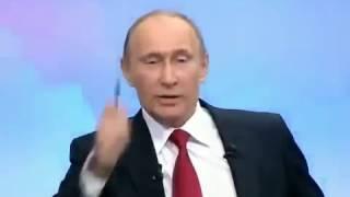 Путин, Петр 1 и Семилетняя война