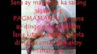 Repeat youtube video Namimiss Kita Lyrics By Jhomajikero
