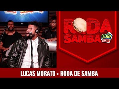 Lucas Morato na Roda de Samba da FM O Dia