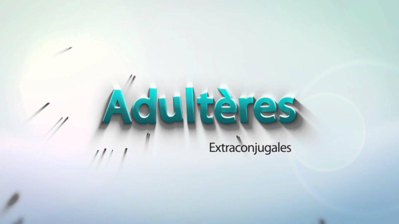 Adulteres rencontres