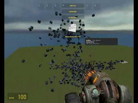 Скачать Мод На Гаррис Мод 13 На Ядерное Оружие img-1