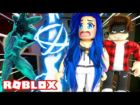 ROBLOX UNIVERSAL STUDIOS! HALLOWEEN HORROR NIGHTS!
