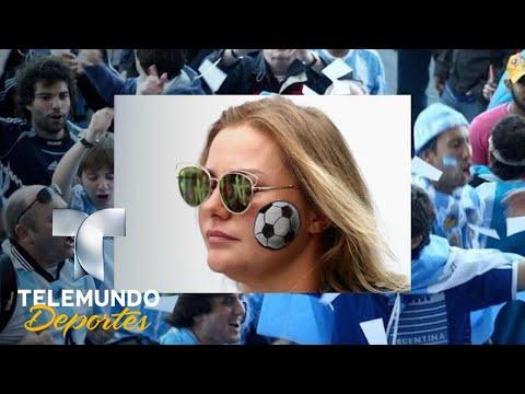 La guía de Rusia que avergüenza a Argentina   Copa Mundial FIFA Rusia 2018   Telemundo Deportes