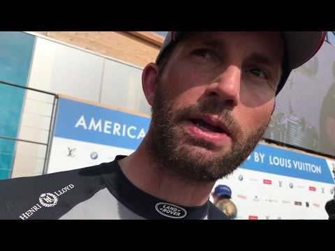 Ben Ainslie on losing to Emirates Team New Zealand in America's Cup 2017