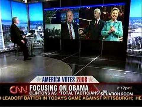Bill Bradley On Clinton Campaign