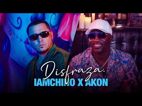 Смотреть клип Iamchino X Akon - Disfraza