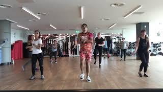 Thalía & Natti Natasha - No me Acuerdo - Zumba Fitness - Choreography by Zumba Papi Uk