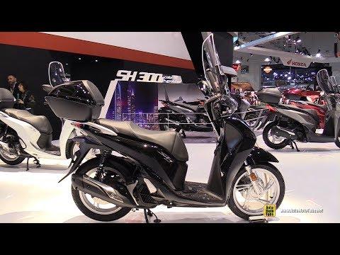 2018 Honda SH125i ABS Scooter