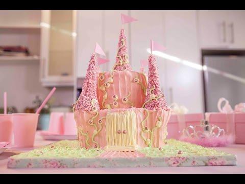 How To Make a Princess Castle Cake - Betty Crocker™
