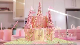 How To Make a Princess Castle Cake - Betty Crocker™