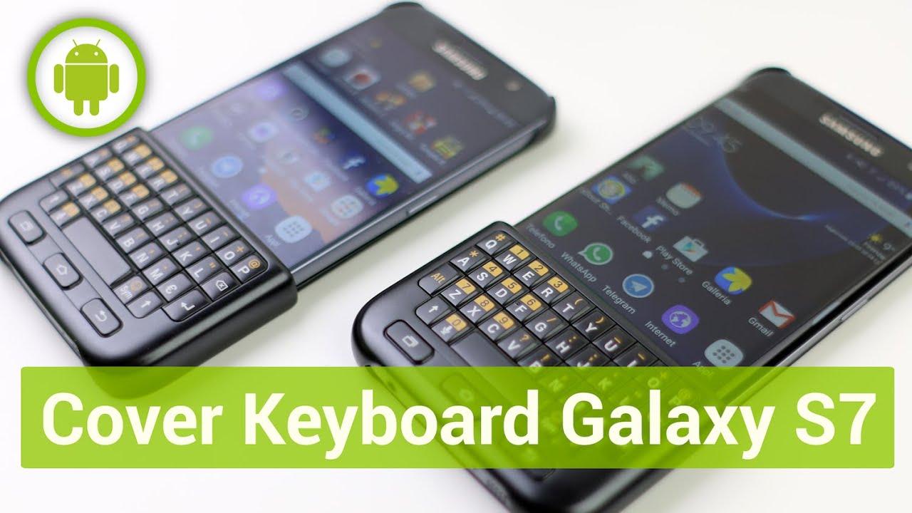 custodia tastiera galaxy s7