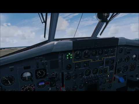 JSS Simulation C-160 Transall Takeoff