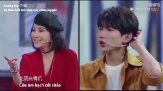[Vietsub cut] Vương bài đối vương bài - Ep10 (Đoán xem người đó là ai)